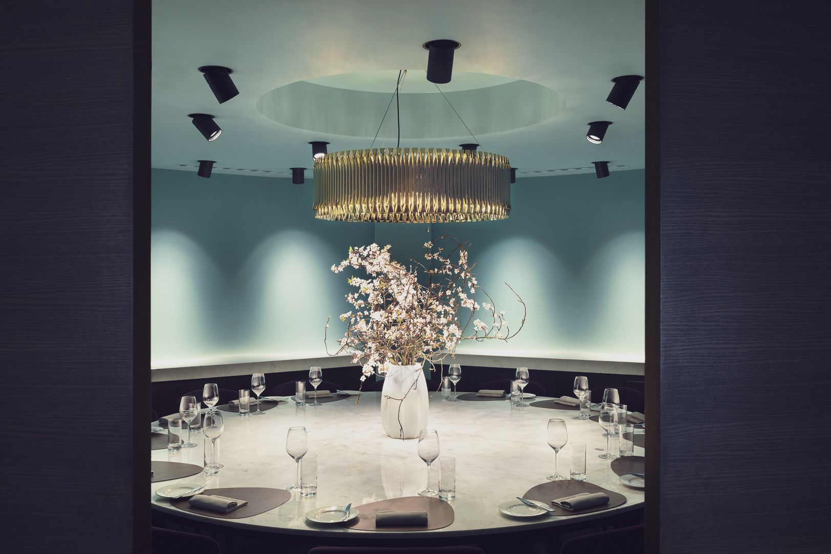 Mayfair private dining and meeting room