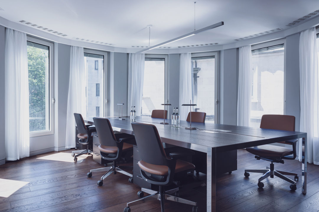 Luxury Serviced Offices