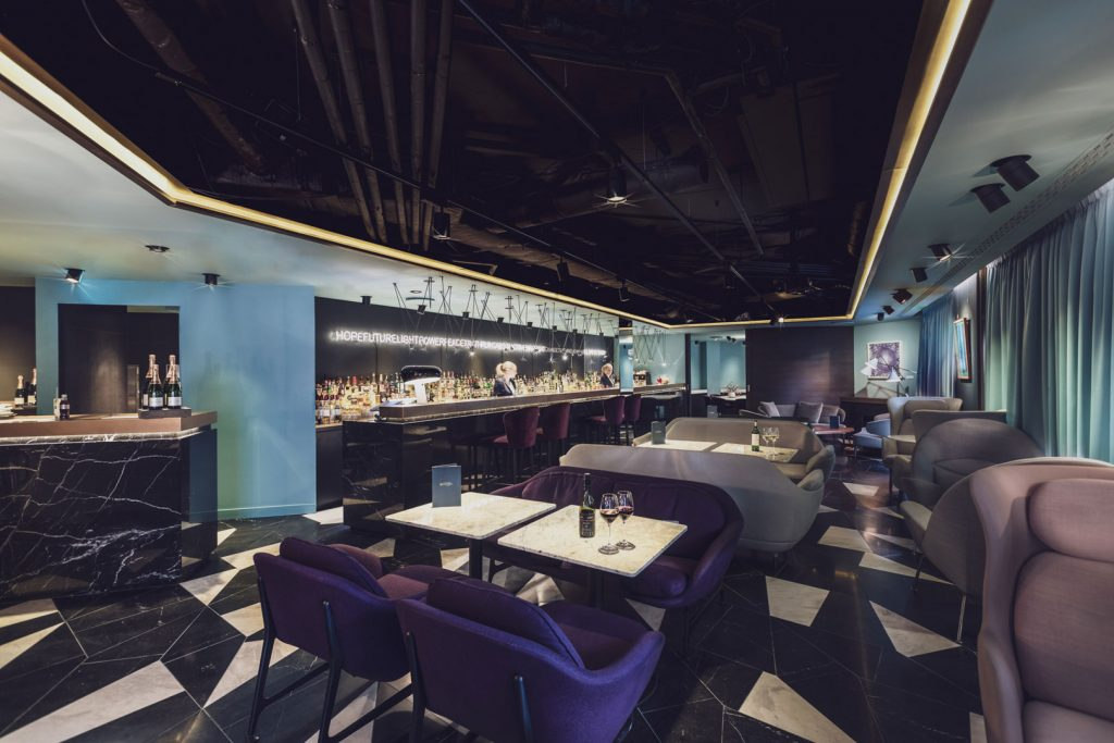 Luxury coworking lounges mayfair